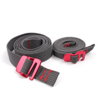 Wholesale belt strap tape for sale - Group buy Outdoor Camping Bundle Rope Backpack Quick Solution Strapping Tape Tent Multi Function Car Roof Tension Belt Strong Durable ph4 C1