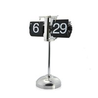 Wholesale needles 25 for sale - Group buy 1 Pieces New Inch Height adjustable Black Flip Clock For Art Home Decoration Floor Clocks