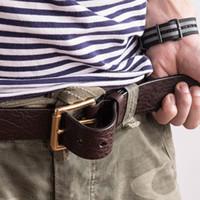 c62d6cf506f Wholesale gift box leather belt for sale - Hot Selling New Mens Womens  Black Belt G