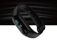 ingrosso anello di frequenza cardiaca-M3 Smart Ring Schermo a colori Frequenza cardiaca e misuratore della pressione sanguigna Promemoria Step