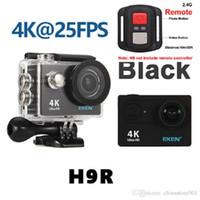 Wholesale top waterproof cameras for sale - Group buy Original EKEN H9 H9R Action Camera K Wifi Ultra HD p fps Top Quality Beach Waterproof Sport Cam Mini DV Cameras Remote Control
