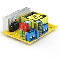 ingrosso condensatori ad alta tensione-Freeshipping 5 pz DC High Voltage boost Module ZVS Condensatore di ricarica Pistola elettromagnetica 10-32V a 45-390 V 5A Convertitore di tensione regolabile