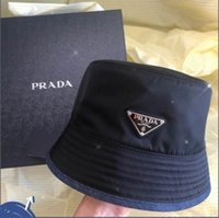 Wholesale high hats for sale - Group buy High quality Cloth blended Pure color letters Bucket Hat Fashion Fold able Caps Black Fisherman Beach Sun Visor Folding Cap