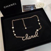 Wholesale stainless steel pearl pendants resale online - women necklace new high end jewelry WSJ012 wsj788
