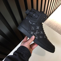 Wholesale men sport casual shoes high resale online - luxury shoes high quality outdoor sport men shoes comfortble casual high top fashion breathable men sneakers