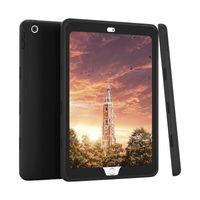 Wholesale spot goods For ipad tablet pc accessories black black armor case Defender Robot Cover phone case
