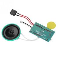 Wholesale voice module sound resale online - DIY Greeting Card Chip Seconds Recordable Voice Sound Chip Module