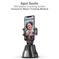Wholesale track mobile phones for sale – best Object Tracking Holder Cell Phone Holder Auto Tracking Bluetooth Smart Holder for iPhone Samsung Mobile Phone Mount