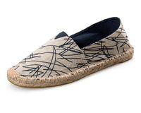erkekler için keten modası toptan satış-Yeni Rahat moda erkek ayakkabı loafer'lar espadrilles erkek eğitmenler jüt erkekler için keten ayakkabı scarpe estive uomo süperstar buty 19 renk