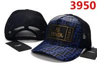 gorras ajustables para las mujeres al por mayor-2020 Nuevos diseñadores hombres de la marca del snapback de los sombreros de las mujeres gorras de béisbol ajustables sombrero de la manera señora sol de lujo del camionero del hueso casquette causales gorra de béisbol