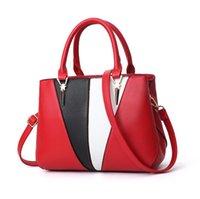 bolsas de couro grande hobo venda por atacado-Moda mulheres bolsa sacos para bolsa de ombro crossbody femininos casuais grandes totes artificial bolsa de couro hobo mensageiro NOVO