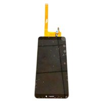 ingrosso wiko lcd-Touch screen LCD dell'esposizione da 5.7 pollici per l'assemblea del touch screen del convertitore analogico / digitale LCD di vista di Wiko XL con l'autoadesivo di 3M