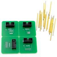 cable xhorse al por mayor-CKS BDM Frame Pins 40pcs agujas, BDM MARCO Adaptador 40pcs Pins Trabajo para BDM Frame Ktag K-tag Kess v2, BDM100 FGtech