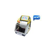 máquina de corte de teclas vw al por mayor-2019 Nuevo 8.3 Pulgadas Máquina automática de corte de llaves SEC-E9 CNC Máquina automática de corte de llaves