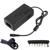 plugue do adaptador de ca do laptop venda por atacado-Mais novo Universal 96 W 4.0A DC Laptop Notebook AC-DC Carregador Adaptador De Alimentação 12 V / 16 V / 20 V / 24 V com Plug EUA AU UE REINO UNIDO Plugue