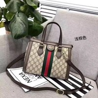 Wholesale small beach buckets resale online - Bucket Messenger Bags Luxury Leather Shoulder Bag for Ladies Handbag Purse Fashion Handbags Cosmetic bag small purses Backpack Beach bags