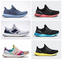 Wholesale nice shoe boot for sale - Group buy 2020 Ultra Boosts Sneakers Woodstock Rainy Season Nice Kicks White Walker CNY Ultraboosts Mens real Boosts Trainers Running Shoes