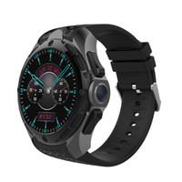 ingrosso orologio intelligente quad core-GPS da orologio KingWear KW68 Smart Watch Phone Android 5.1 Quad Core 2.0 MP