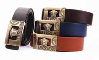 Wholesale steel cooling belt for sale - NEW Belt Cool Belts for Men and Women belts Shape Metal strap Ceinture Buckle