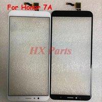 huawei yedek cam ekran toptan satış-Huawei Onur için 7A / 7A Pro 5.7 '' L29 L41 Dokunmatik Ekran Digitizer Yedek LCD Ön Cam Dokunmatik Panel Digitizer Parçaları Ile
