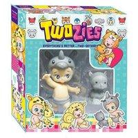 ingrosso regali di novità del bambino-Pacco regalo per bambole per bambini con bambole novità Hippo Kawaii per ragazze Giocattoli da 5,3 pollici 144 pezzi