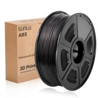 dimensional printer 2021 - Sanlu ABS 3D Printer Filament, Dimensional Accuracy + - 0.02 mm, 1 kg Spool, 1.75 mm