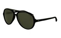 lente do aviador venda por atacado-Raios de luxo da marca óculos de sol polarizados homens mulheres óculos de sol piloto uv400 eyewear aviador óculos bans motorista armação de metal armação lente polaroid