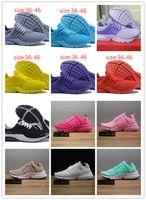 Wholesale hot woman nude art resale online - 2019 Hot Sale Prestos Running Shoes Men Women Presto Ultra BR QS Colours Oreo Outdoor Casual Sports Jogging Sneakers Size EUR