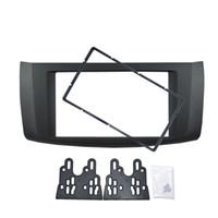 nissan dvd navigation großhandel-Im Auto montierter Universal-2-DIN-CD-Audio-Navigations-DVD-Einbaurahmen für Nissan Sylphy / Sentra / Pulsar / Tiida # 4863