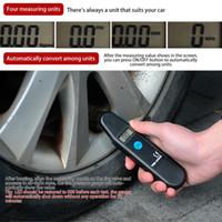 Wholesale tire gauge pressure resale online - Tire Pressure Gauge Digital Car Tire Pressure Test Tool Monitoring System