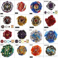 Wholesale beyblade metal 4d fights toys for sale - Group buy 64 Colors D Beyblade Burst Toys DIY Arena Beyblades Metal Fighting Explosive Gyroscope Fusion God Spinning Top Bey Blade Blades