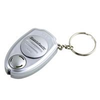 elektronik anahtarlıklar toptan satış-Taşınabilir Ultrasonik Anti Sivrisinek Kovucu Böcek Kovucu Anahtarlık Elektronik Haşere Kontrolü Ücretsiz DHL
