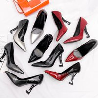 Wholesale new sandals bridal for sale - Group buy New Designer Women Shoes High Heel Sexy Black Red Wedding Bridal Shoes Summer Prom Party Sandals