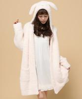 japanische sexy kinder großhandel-Japanischer GP Winterpullover Womens Kinder Pyjamas Pyjamas Set Nachtwäsche Pyjama Pyjamas Sleeprobe Bademantel Gelato Pique