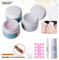 Wholesale liquid arts for sale - Elite99 Professional Acrylic Powder Liquid Crystal Manicure ml Acrylic Liquid Brush Separators Buffer Nail Art Design Tools