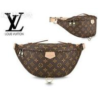 Wholesale sequin satin belts for sale - Group buy BUMBAG LOUIS VUITTON Luxury Chest Pack Women Leather Handbags AA MICHAEL V3 KOR Shoulder Bags Men Belt Bag Tote Waist Bag