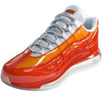 mesh material schuhe großhandel-Neues Material Heron By You Heron Preston Herren Laufschuhe Damen Pink Orange Triple Black Herren Sneakers Sport Sneakers