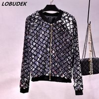 5b9e3fd6e6 Discount Woman Bling Jackets | Woman Bling Jackets 2019 on Sale at ...