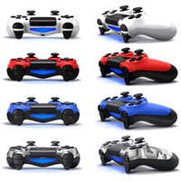 Wholesale wireless controller vibration for sale - Bluetooth Wireless PS4 Controller for PS4 Vibration Joystick Gamepad PS4 Game Controller for Sony Play Station With box NEW NEW