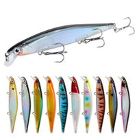 Wholesale fishing lures sinking for sale - Group buy Sinking Fishing Lures with Hooks Deep Swim Hard Bait CM G Diving Depth m Artificial Baits LJJZ357