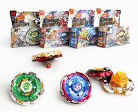 Wholesale beyblade metal masters toys for sale - B106 B108 Beyblade Metal Fusion Toupie Beyblade burst D Masters Launcher Beyblade Toys For Children Boy Christmas Toy bayblade
