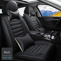Wholesale audi sports car resale online - Car seat cover Luxury Full coverage for BMW M Sport M3 M5 E46 E39 E60 F30 E90 F10 F30 E36 X1 X3 X5 x6 Car interior cushion