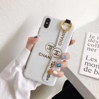 samsung grand prime casos bonitos venda por atacado-Com suporte do telefone móvel para iphone x 8 x r 7 8 além de iphone xs designer de luxo telefone casos estojo de telefone de couro