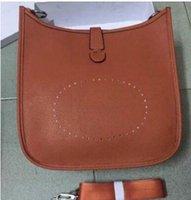 ingrosso sacchetti designer fuori-2019 marchio di moda di lusso borse di design da donna Evelyn cuoio cross body bag e con lettera scava fuori tracolle