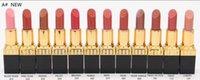 ingrosso cosmetici rouge-Azione 12 pz / lotto NUOVA marca trucco cosmetici trucco rossetto rossetto lip stick 12 colore 3g