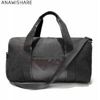 34687b08adbf ANAWISHARE Men Travel Bags Women Luggage Travel Duffle Bag Large Canvas Bags  Totes Handbags Shoulder Bag Bolso Deporte