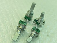 Wholesale Alpha Vertical Single Lian Potentiometer Ob20k Degree Foot