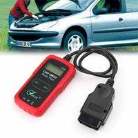 ключ автомобиля пустой диск оптовых-Кабель Detector Автомобильный сканер Viecar VC300 автомобилей Читатели код неисправности OBD2 OBDII Fault диагностический тест Инструмент развертки OBD II Материал ABS