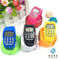 Wholesale electronics money resale online - KK student exam special calculator watch children s electronic watch cross border e commerce explosion money