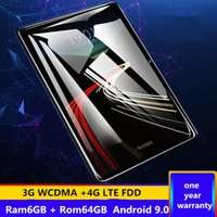 Wholesale 3g 4g lte tablets for sale - Group buy The Tablet Android Octa Core GB ROM G G LTE IPS MP SIM Card ips tablet D Tempered Glass Inch S119